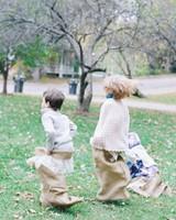 Fun Wedding Games To Keep Guests Laughing Martha Stewart Weddings