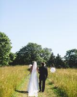 katie simon wedding processional