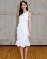 Chic Short Wedding Dresses Martha Stewart Weddings