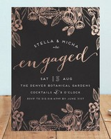 15 Engagement Party Invitations
