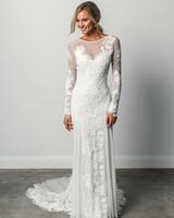 grace loves lace long sleeve spring 2018 wedding dress