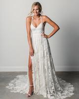 grace loves lace straps spring 2018 wedding dress