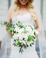 shannon jon wedding bouquet