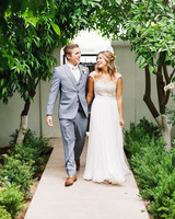 aubrey austin wedding couple