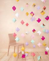 10 DIY Origami Ideas for Your Wedding