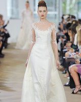 ines di santo floral sleeve wedding dress spring 2018
