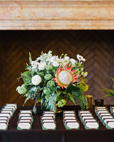 brette patrick wedding escort cards