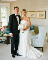 A Stylish Summer Wedding by the Water in Michigan