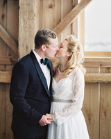 Tiffany and Nic's Winter Wedding in Colorado's Rocky Mountains
