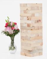 lumberstak wood stacking block lawn