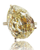 Paolo Costagli Pear Engagement Ring