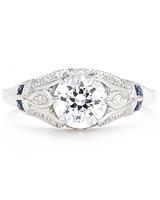 47 Stunning Vintage Engagement Rings