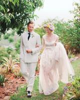 A Waterfront Destination Wedding in the Virgin Islands