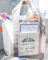 A Welcome Bag for Wedding Guests