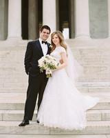 A Parisian, Ballet-Inspired Wedding in D.C.