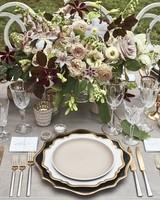 joyann jeremy wedding table setting