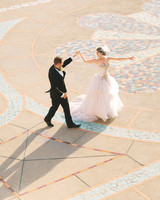 Michelle and Chris's Disney-Themed Wedding With a Sophisticated Spin