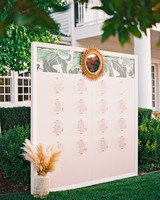 stephanie jared wedding seating chart