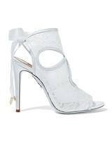 "Chic ""Something Blue"" Wedding Shoes"