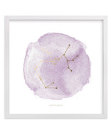 Gift for bridesmaids Minted Zodiac print Sagittarius