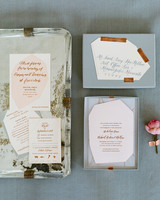 Calligraphed Stationery Suite