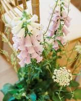 Floral Wedding Aisle Accents