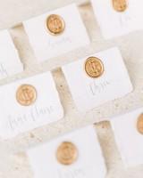 Monogram Wax Seals