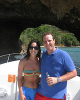 Lindsey and Scott's St. Lucia Honeymoon in Paradise
