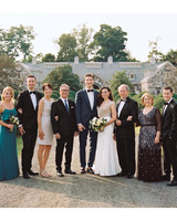 An Outdoor Wedding at Aunt Martha's