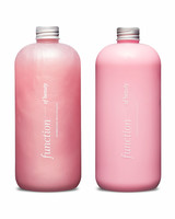 Function of Beauty custom shampoo and conditioner