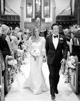 bride groom recessional