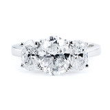 Forevermark White Gold Engagement Ring