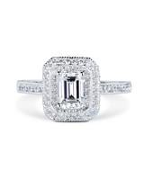 Forevermark White Gold Engagement Ring