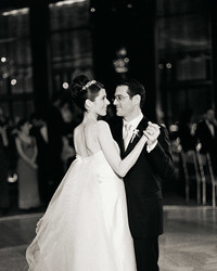 A Sophisticated Valentine's Day-Inspired Wedding in New York City