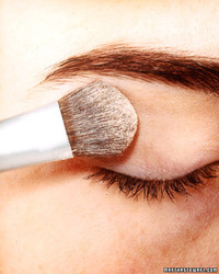 Makeup for Eyes: Wedding Day Eyes, Step-by-Step