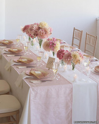 Spring Wedding Themes: Pretty Pastels