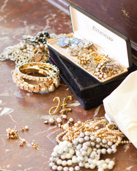 Wedding Shoes and Accessories Worn by Real Brides