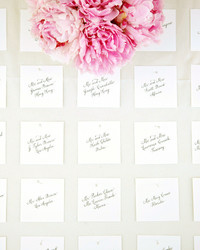 Classic Seating Cards and Displays