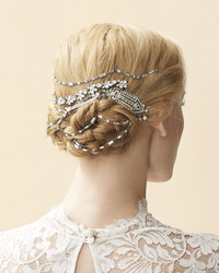 4 Stylish Ways to Wear Vintage Jewelry on Your Wedding Day