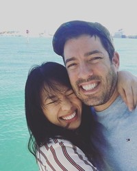 """Find Out How Drew Scott of """"Property Brothers"""" Proposed to Linda Phan"""