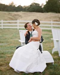 A Formal Rustic Wedding on a Ranch in California