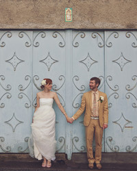 A Whimsical DIY Destination Wedding in Italy