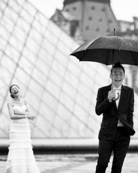 How to Prepare for Rain on Your Wedding Day