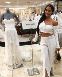 """Total Bellas"" Star Nikki Bella Just Found the Perfect Wedding Dress"