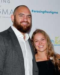 Ronda Rousey and Travis Browne Are Having a Backyard Wedding