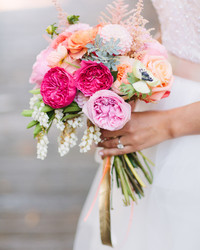Nail Polish Colors Inspired by Our Favorite Wedding Flowers