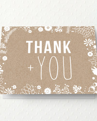 7 Wedding Thank-You Note Dos and Don'ts