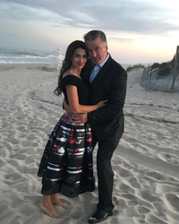 Alec Baldwin Accidentally Shared How He and Hilaria Will Celebrate Their Anniversary