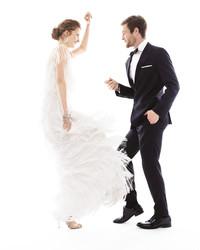 20 Totally Happy Wedding Songs