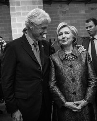 Bill Clinton's DNC Speech Was Basically His and Hillary's Love Story